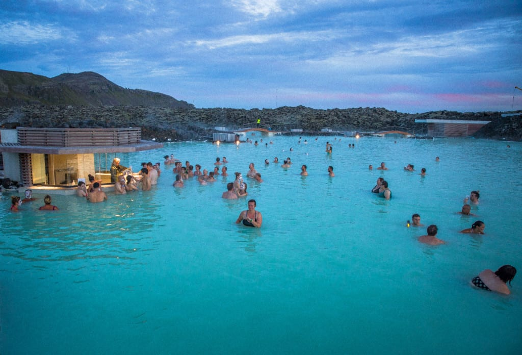 Blue Lagoon – geothermal SPA on Iceland