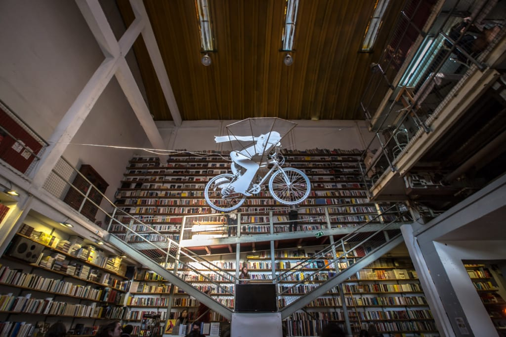 Raj dla hipsterów i nie tylko czyli Lx Factory w Lizbonie