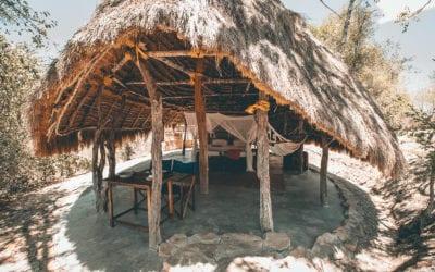 Luksus w środku afrykańskiego buszu – Kisampa Bush Retreat przy Parku Narodowym Saadani