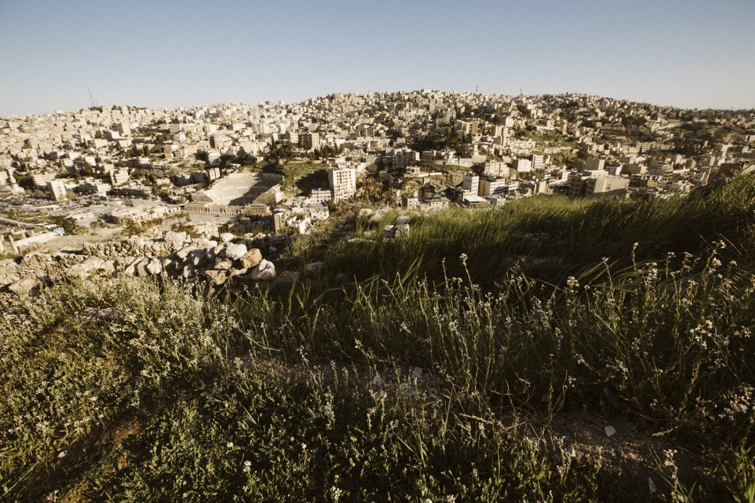 what to do in amman