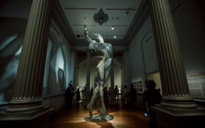 The beauty of Burning Man closed in Renwick Washington Gallery [PICTURES]