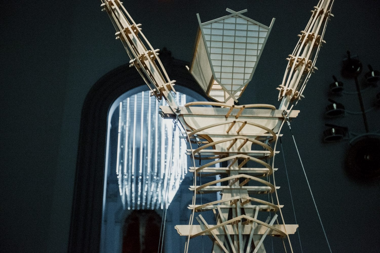 Burning Man - Man Statue