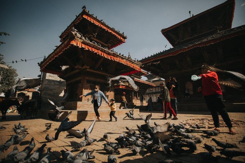 Kathmandu - Darbur Square