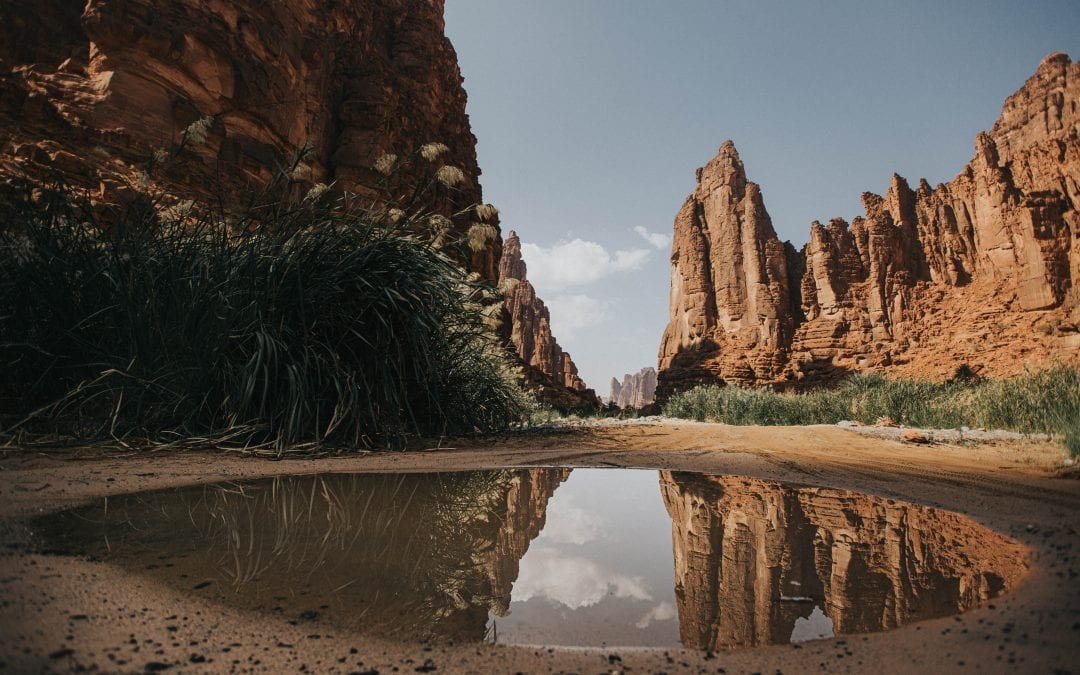 Wadi al Disah – a natural wonder of Saudi Arabia. How to get there – useful tips.