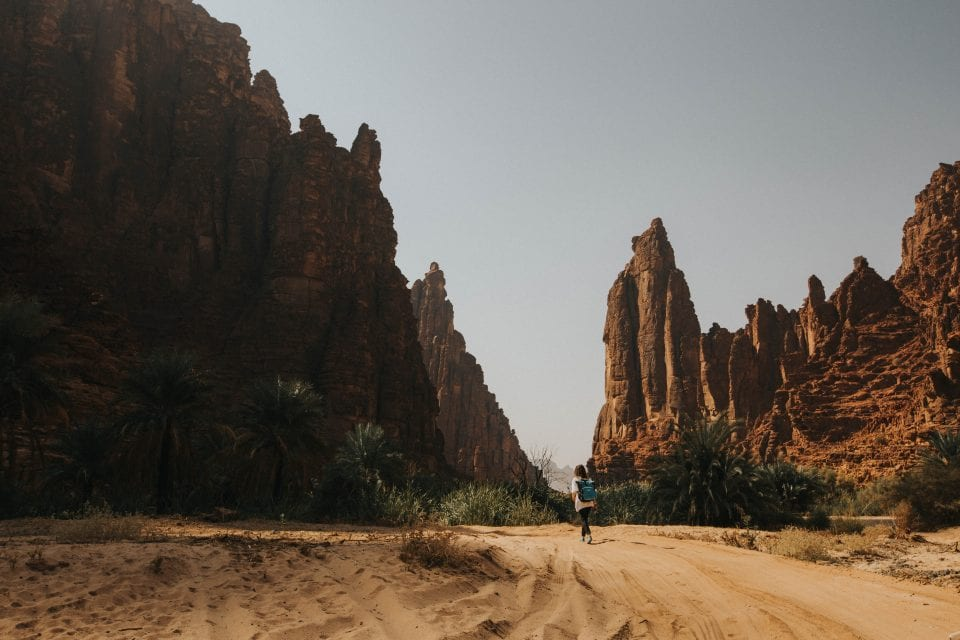 Wadi Al Disah - how to get there