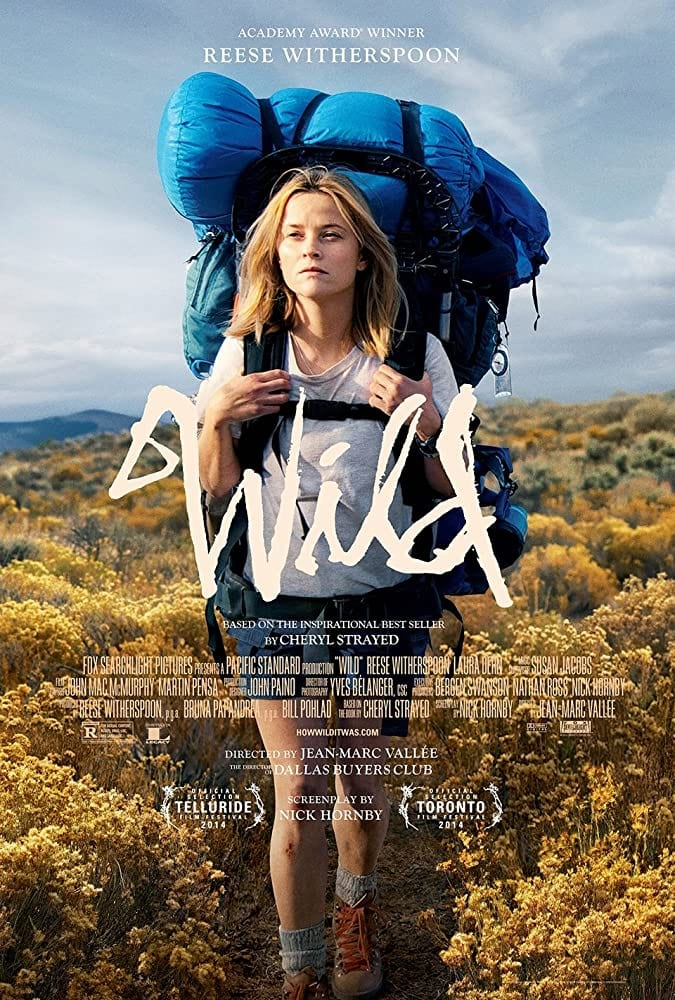 wild poster travel movies