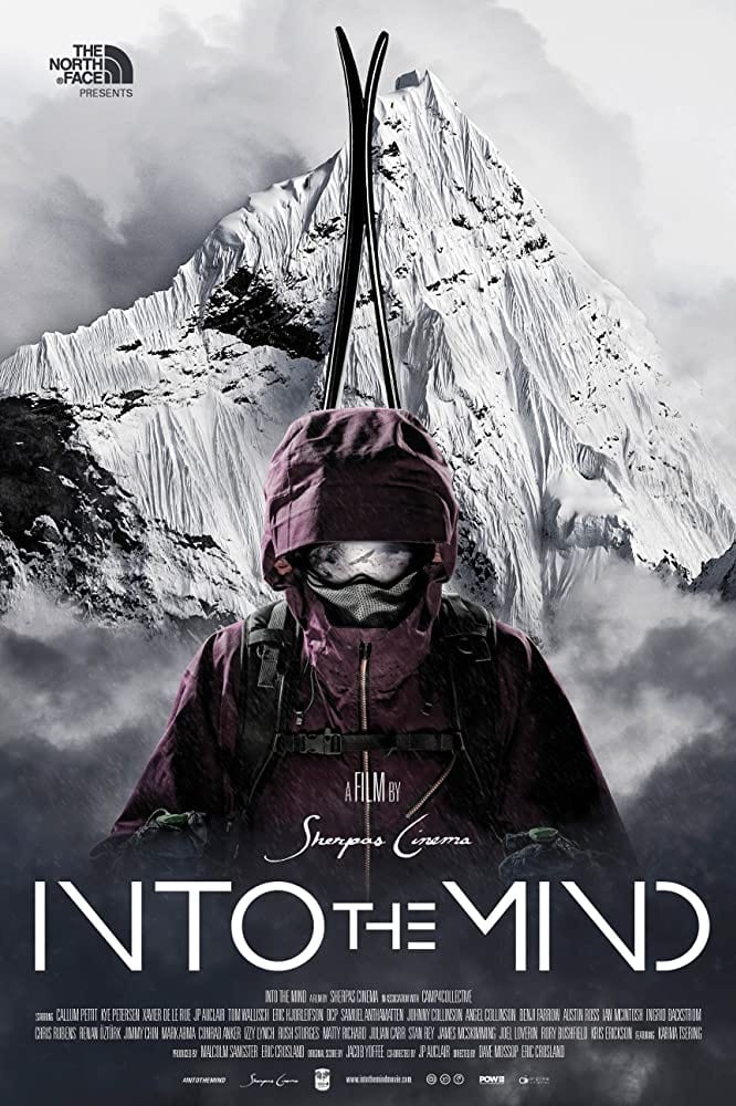 into the mind poster