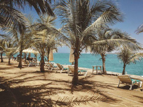 Silver Sands Beach Resort in Jeddah